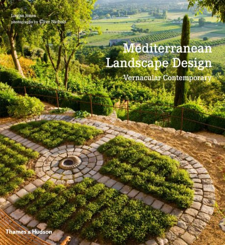 9780500516119: Mediterranean Landscape Design: Vernacular Contemporary