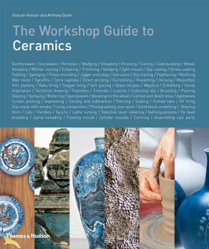 9780500516218: The Workshop Guide to Ceramics