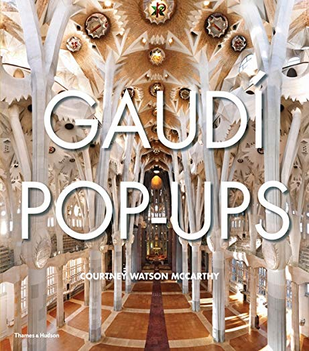 9780500516508: Gaudí Pop-Ups