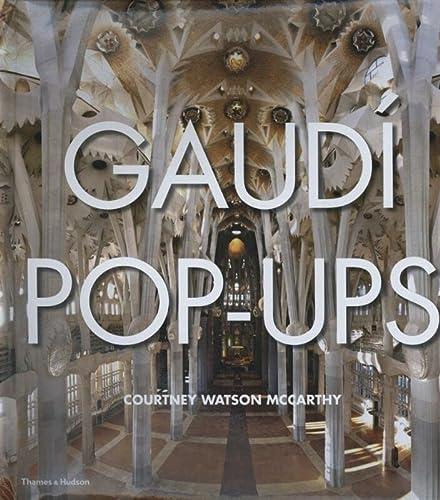 9780500516508: Gaudi Pop-Ups