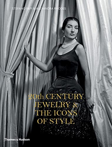 9780500516874: 20th Century Jewelry & the Icons of Style