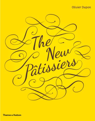The New Patissiers: Olivier Dupon