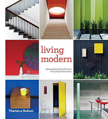 9780500516980: Living Modern: The Sourcebook of Contemporary Interiors