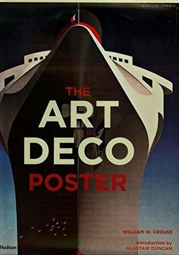 9780500517048: The Art Deco Poster