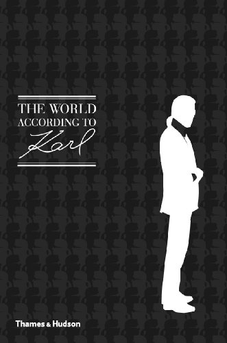 9780500517116: The World According to Karl: The Wit and Wisdom of Karl Lagerfeld