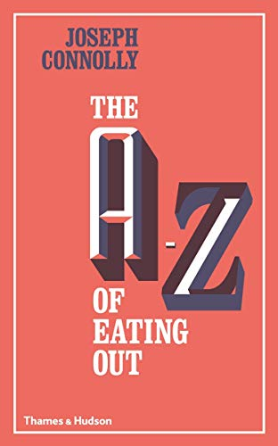 9780500517369: The a-Z of Eating Out /Anglais