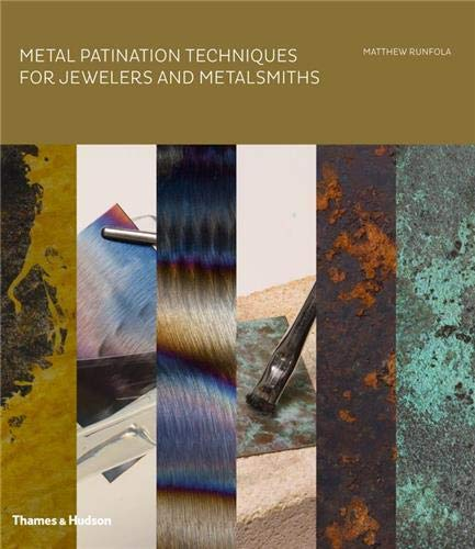 9780500517390: Metal Patination Techniques for Jewelers and Metalsmiths