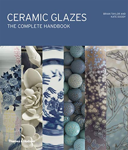 9780500517406: Ceramic Glazes: The Complete Handbook