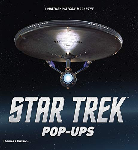 9780500517499: Star Trek Pop-Ups