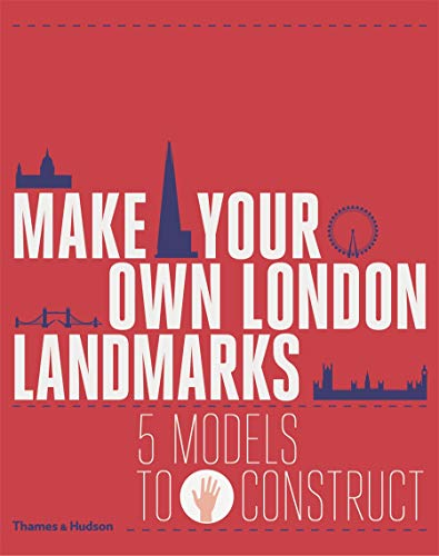 9780500517543: Make your own London landmarks : 5 models to construct