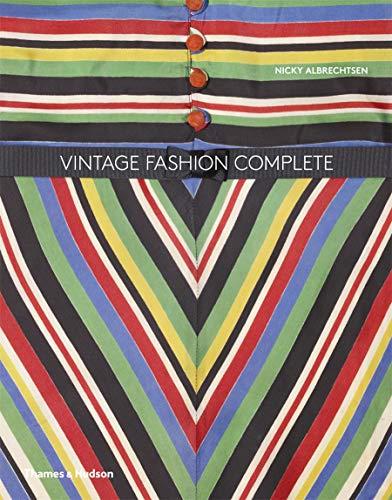 9780500517611: Vintage Fashion Complete