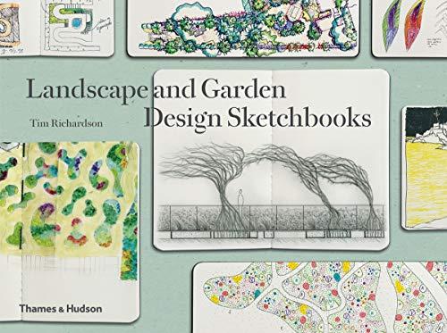 9780500518045: Landscape and Garden Design Sketchbooks