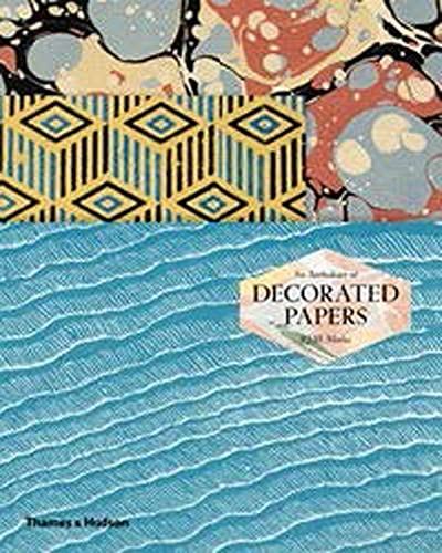 9780500518120: An Anthology of Decorated Papers: A Sourcebook for Designers