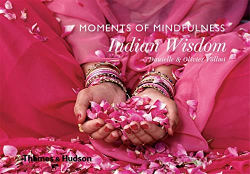 9780500518212: Moments of Mindfulness: Indian Wisdom