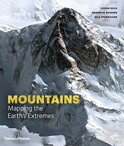 9780500518892: Unseen Extremes: Mapping the World's Greatest Mountains