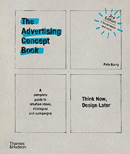 9780500518984: Advertising Concept Book