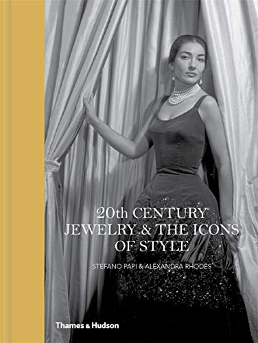 9780500519004: 20th Century Jewelry & the Icons of Style