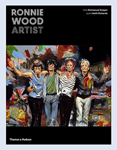 Ronnie Wood: Artist (SIGNED): Ron Wood