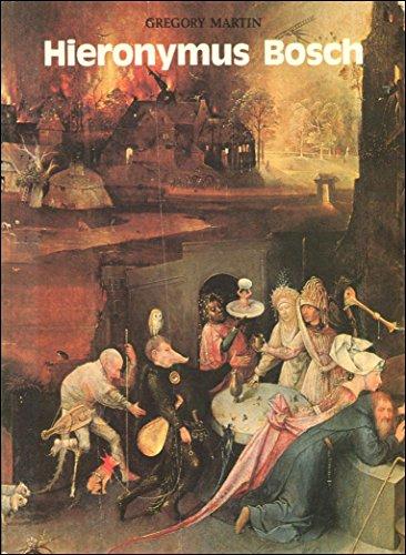 9780500530214: Hieronymus Bosch