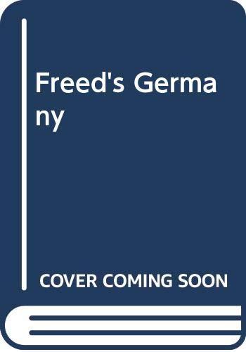 Leonard Freed's Germany [Made in Germany]: Freed, Leonard