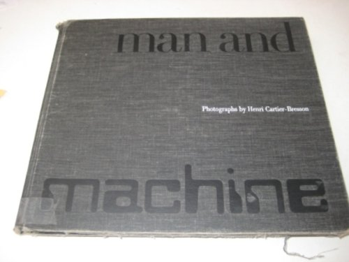 9780500540060: Man and Machine