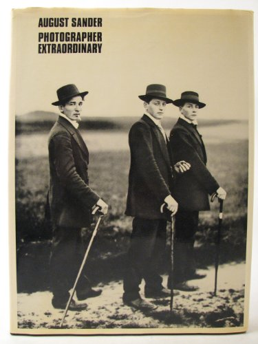 9780500540138: August Sander: Photographer Extraordinary
