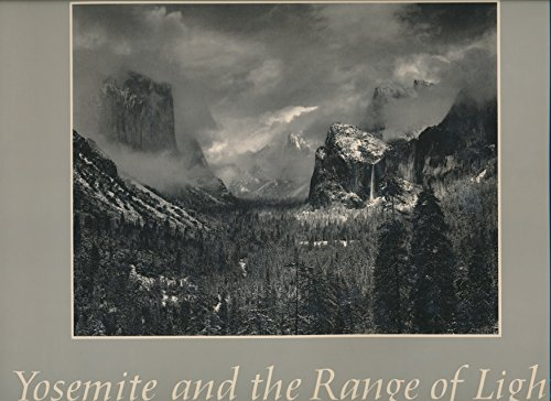 9780500540602: Yosemite and the Range of Light