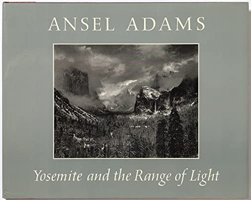 9780500540602: Yosemite and the Range of Light