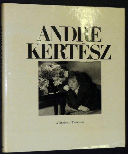 9780500540855: Andre Kertesz: A Lifetime of Perception.