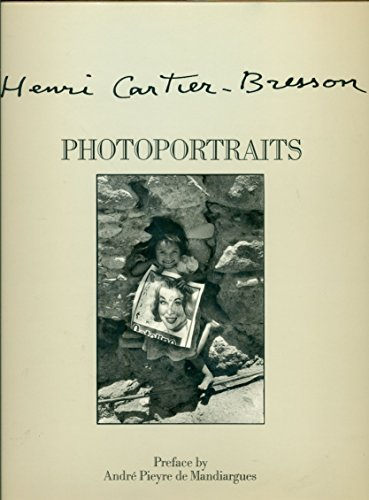 Henri Cartier-Bresson: Photoportraits: Cartier-Bresson, Henri