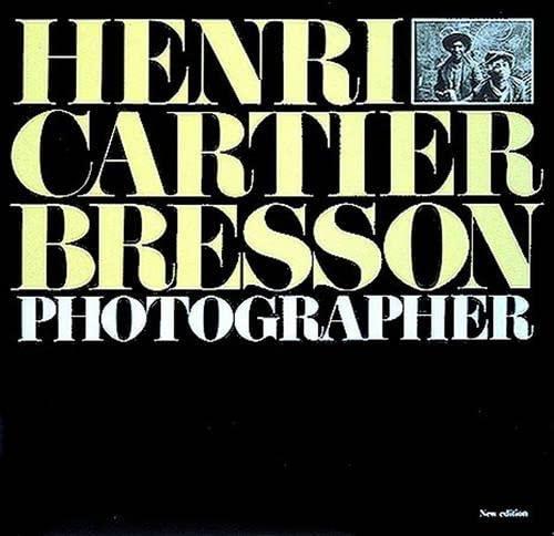 9780500541791: Henri Cartier-Bresson: Photographer