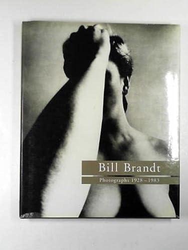 9780500541814: Bill Brandt: Photographs, 1928-83