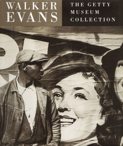 Walker Evans: The Getty Museum Collection (0500541973) by JUDITH KELLER
