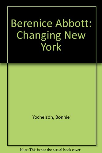 9780500542125: Changing New York: The Complete WPA Project