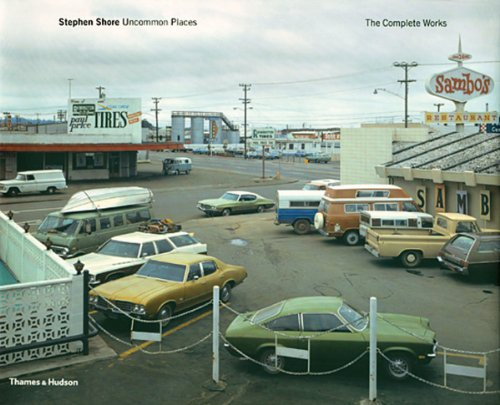 9780500542873: Stephen Shore Uncommon Places - the Complete Works /Anglais