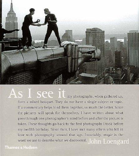 As i See It: Leongard, John