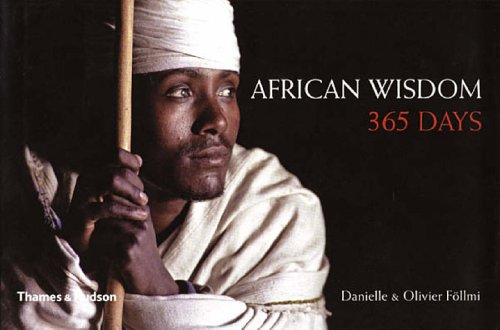 9780500543115: AFRICAN WISDOM : 365 DAYS