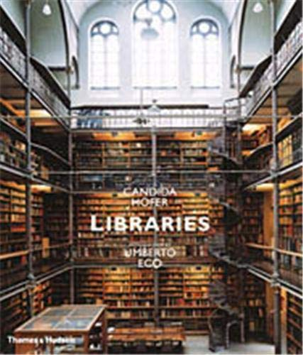 9780500543146: Candida Hofer Libraries /Anglais