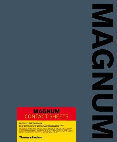 9780500543993: Magnum Contact Sheets