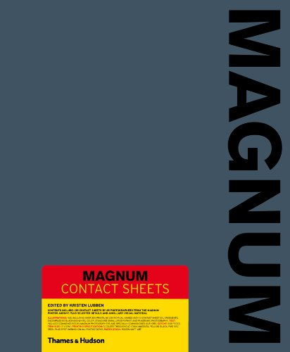 9780500543993: Magnum Contact Sheets