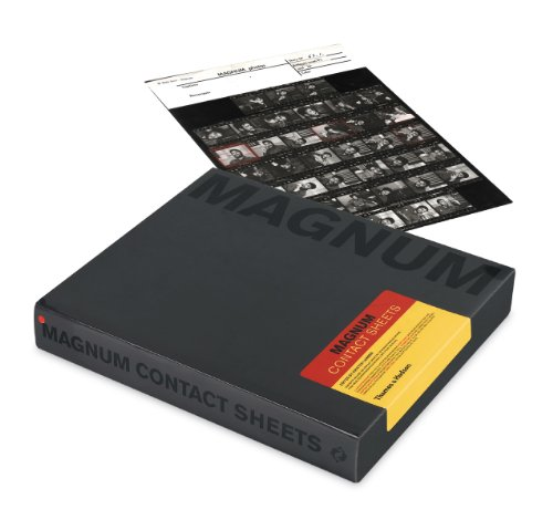 Magnum Contact Sheets. Marc Riboud, Eiffel Tower Painter, 1953 (The Collector's Edition) (0500544077) by Riboud, Marc