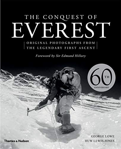9780500544235: The Conquest of Everest: Original Photographs from the Legendary First Ascent