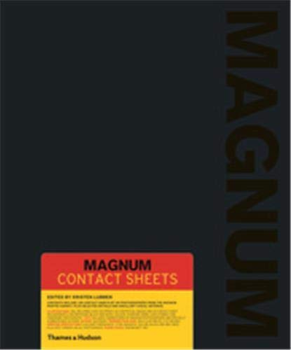 9780500544310: Magnum Contact Sheets