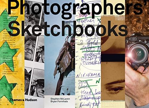 9780500544341: Photographers' Sketchbooks