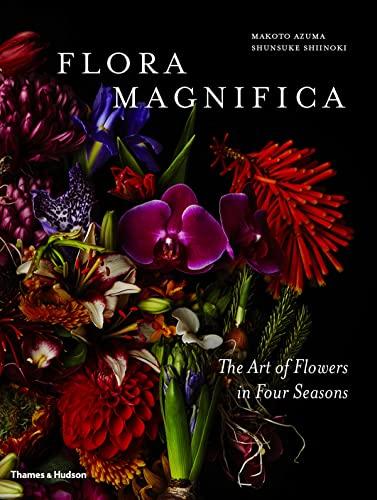 Flora Magnifica (Hardcover): Makoto Azuma