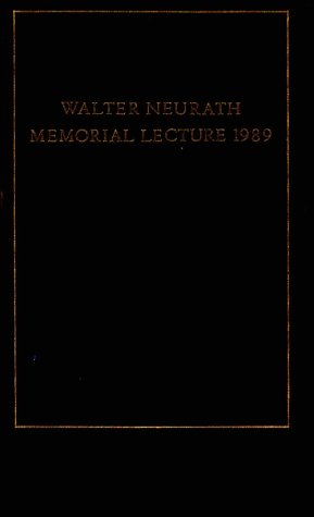 The Conditions of Success: How the Modern Artist Rises to Fame (Walter Neurath Memorial Lectures)