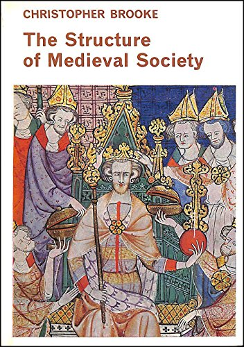 9780500560044: Structure of Medieval Society (Library of Mediaeval Civilization)