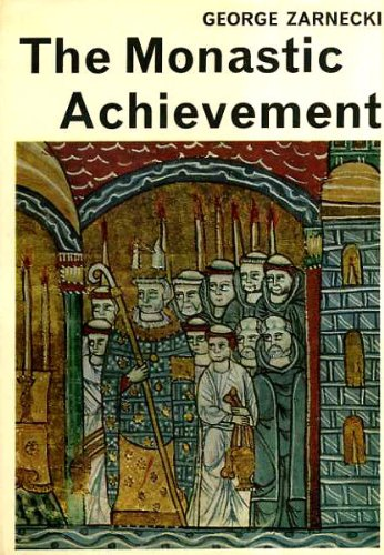 9780500560082: Monastic Achievement (Library of Mediaeval Civilization S.)