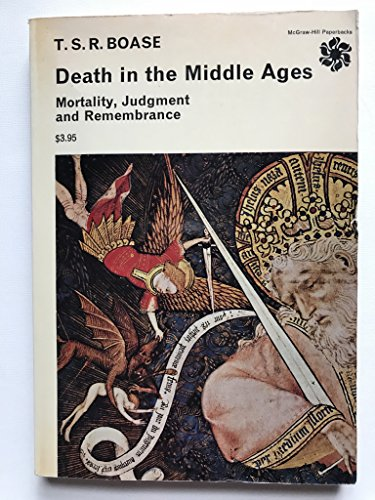 9780500570074: Death in the Middle Ages: Mortality, Judgment and Remembrance (Library of Mediaeval Civilization)