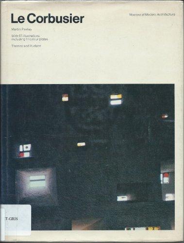 9780500580042: Le Corbusier (Masters of Modern Architecture)